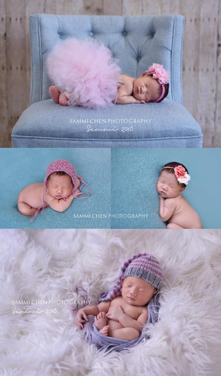 Sammi Chen Photography newborn